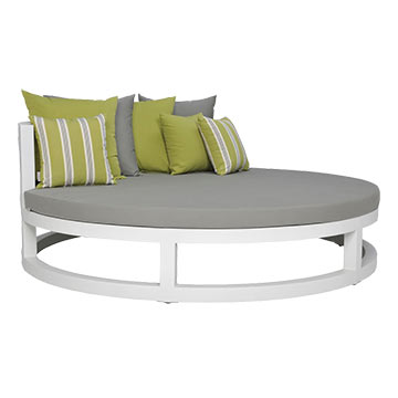 round Duo Daybed