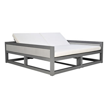 square Duo daybed