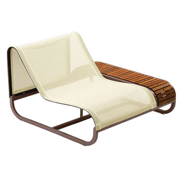 TANDEM LOUNGE CHAIR