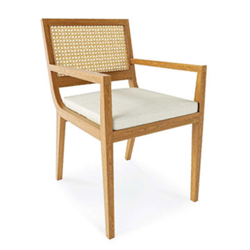 rattanmark chair