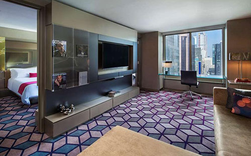 W Hotel, Times Square, NY